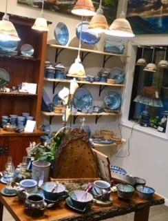Salvaterra Pottery Gallery