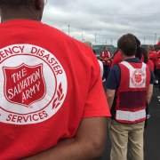 salvation army disaster