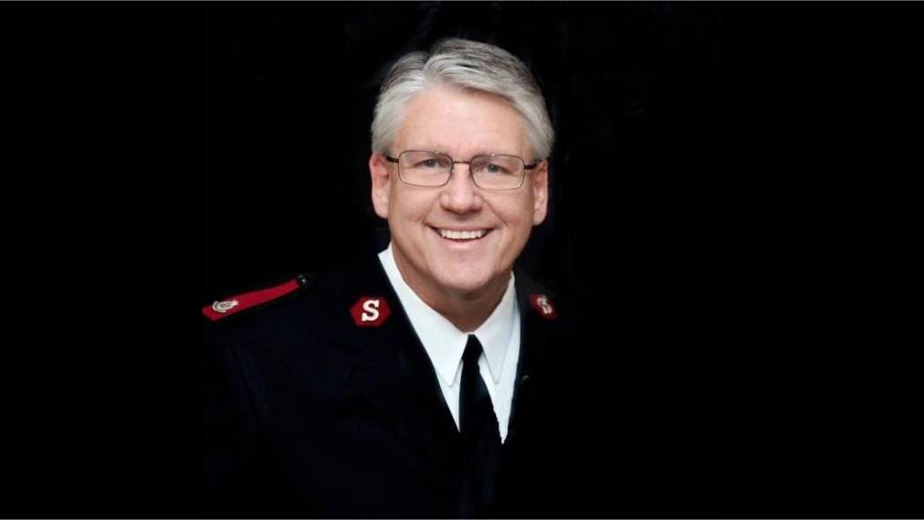 """Major James """"Chip"""" Hall"""