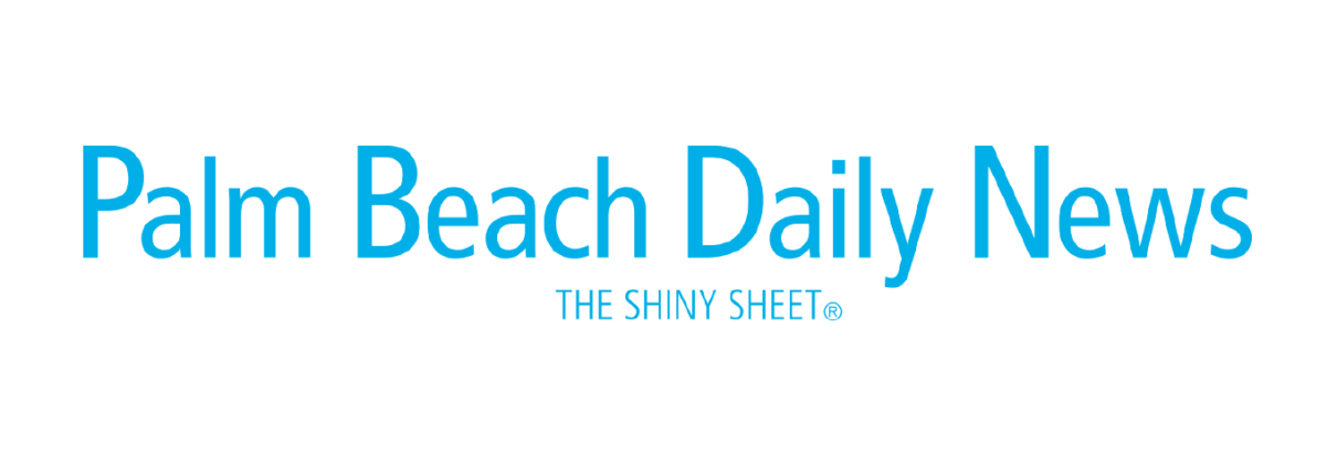 Palm Beach Daily News Logotype