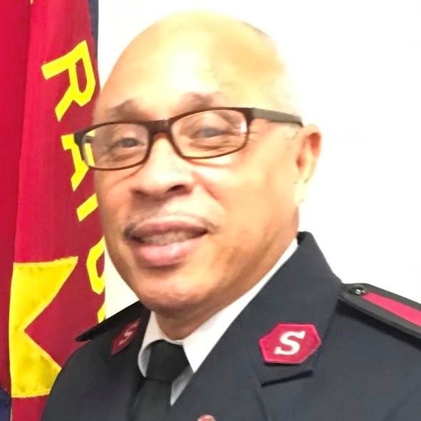 Major Serge LaLanne Officer Bio Headshot Square
