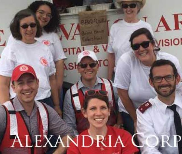 The Salvation Army At Alexandria Citadel Corps Is Helping People Meet Their Basic Needs And Turn Their Lives Around This Is Evident At Cornerstone