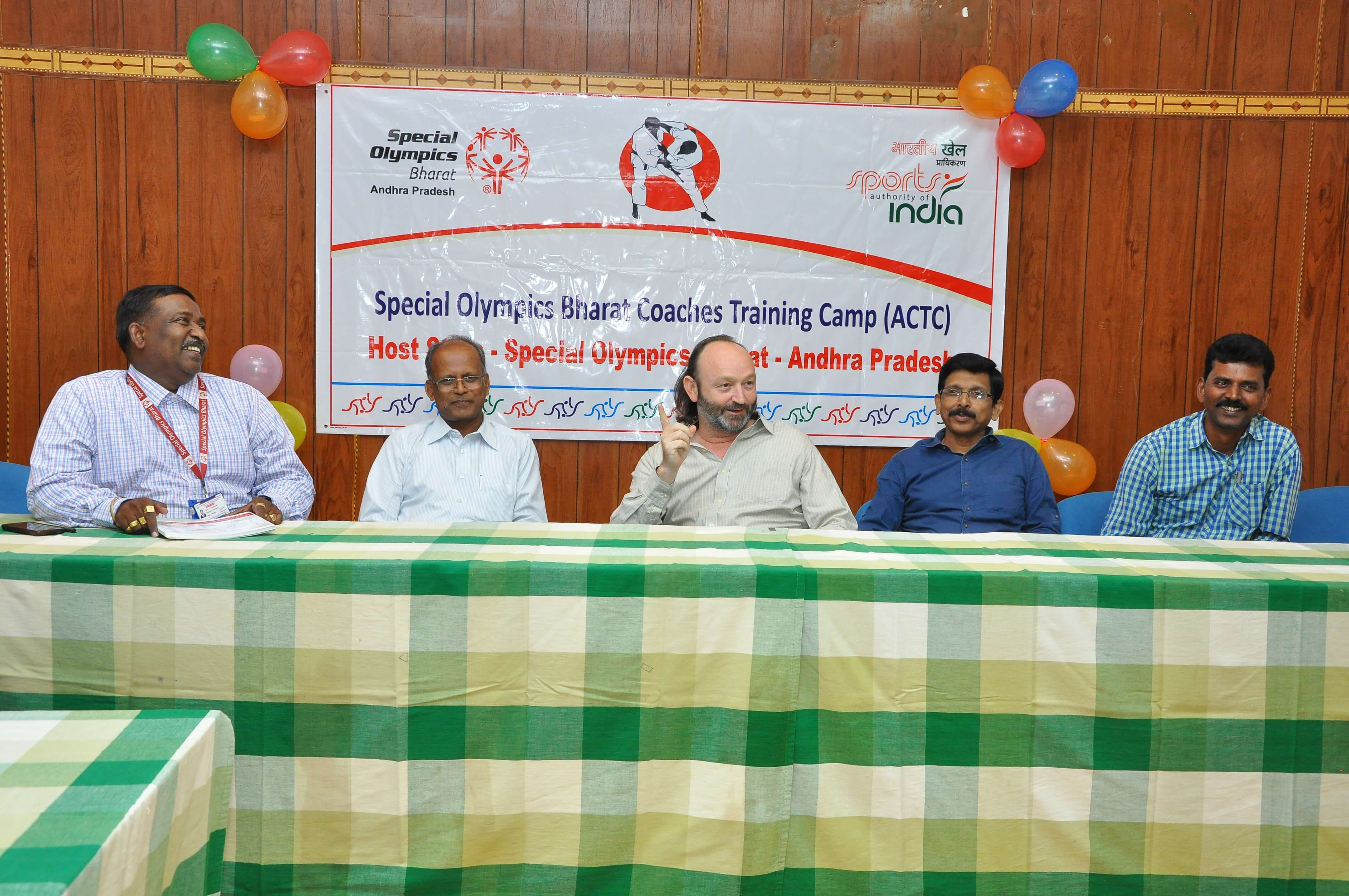 Special Olympics Bharat Coaches Training Camp On JUDO 17th June, 2017