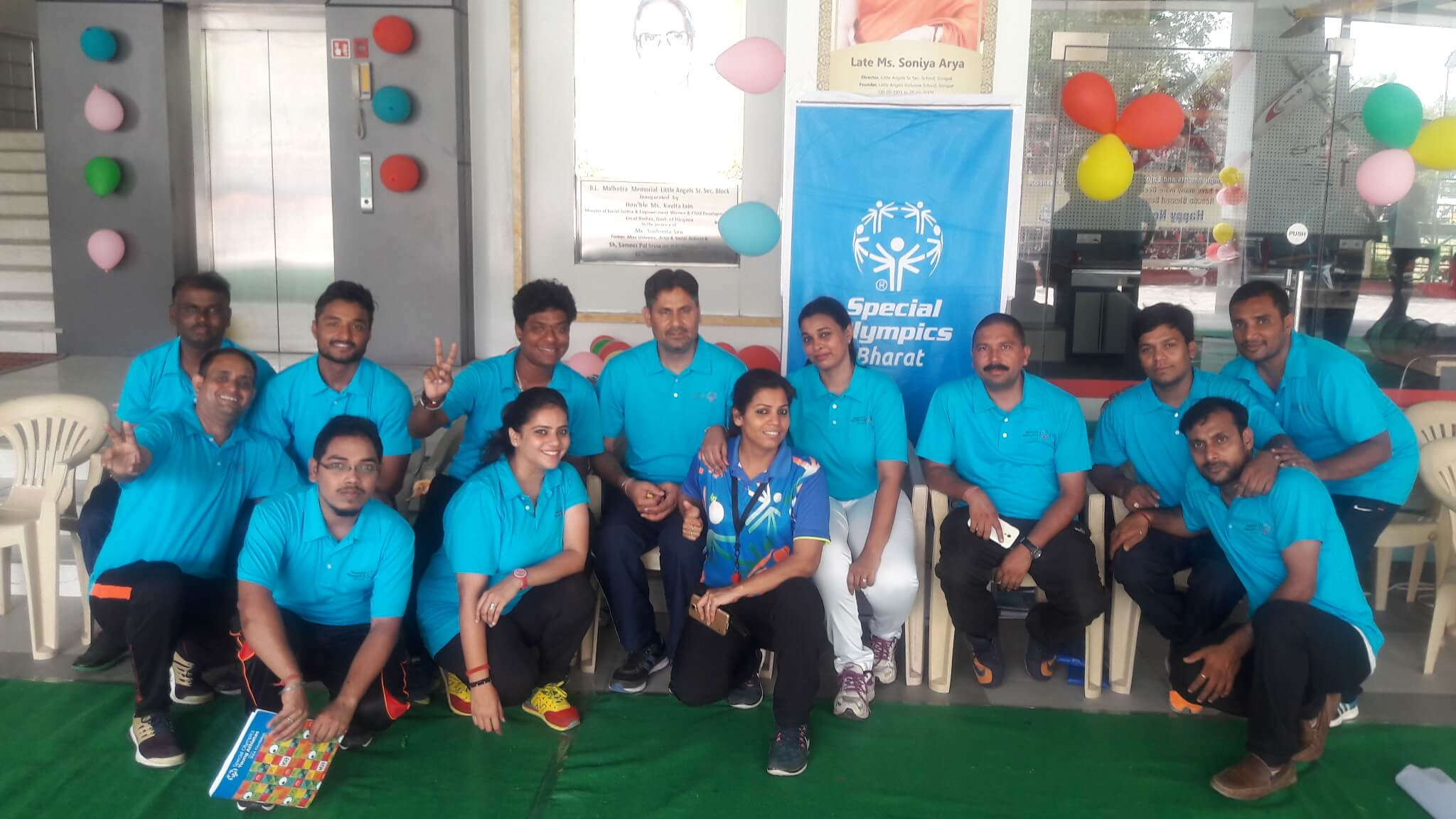 SOYA (Special Olympics Young Athletes) 27th To 29th May, 2017