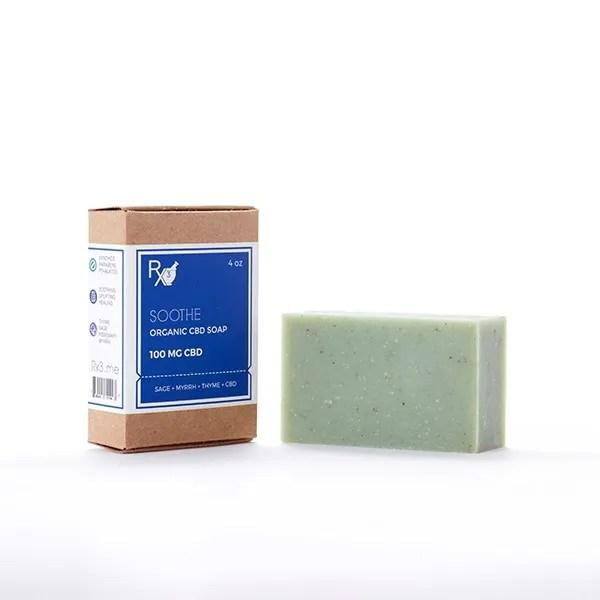 Deep Woods Bar Soap
