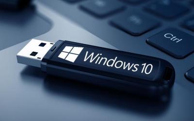 Creare un supporto di installazione Windows 10 USB