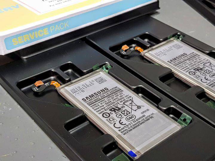 Sostituzione Batteria Samsung Originale