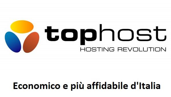 Tophost hosting economico