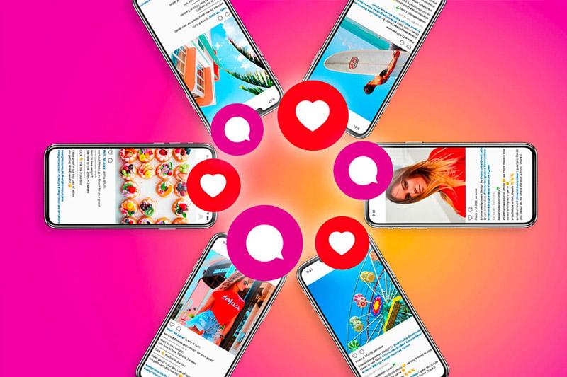 come funzionano gli instagram pod