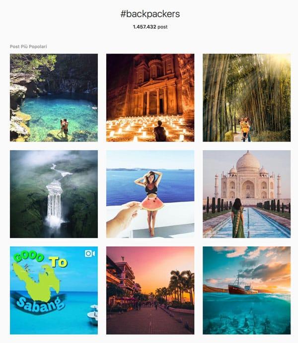 I migliori hashtag Instagram community da usare