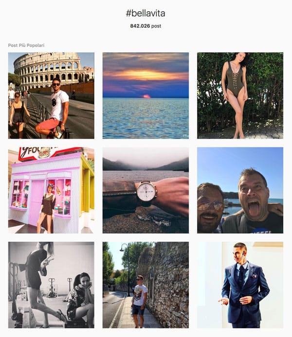 perché usare i migliori Hashtag Instagram