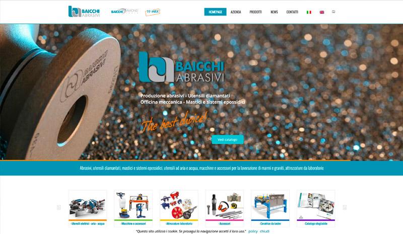 sito web baicchi abrasivi