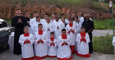 Solenidade de Cristo Rei é celebrada com carreata em Várzea Paulista