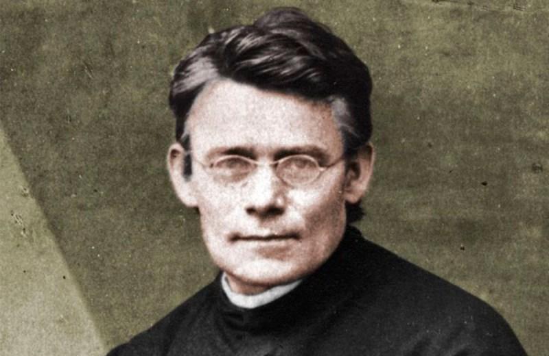 Oração no Centenário de morte  de Pe. Jordan