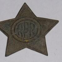 Emblema cascheta ofiter/subofiter RPR