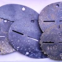 Plăcuţe de identificare româneşti World War II