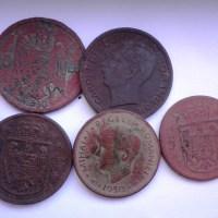 Monede descoperite anul trecut - 10 lei si 5 lei - 1930