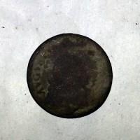 Monedă medievală din 1750 și alte câteva obiecte interesante