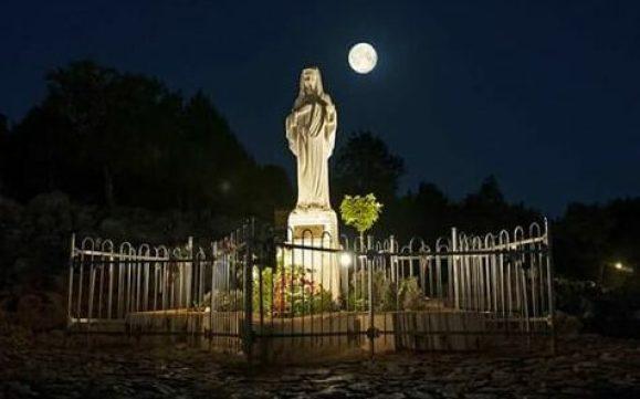Nossa Senhora Rainha da Paz em Medjugorje