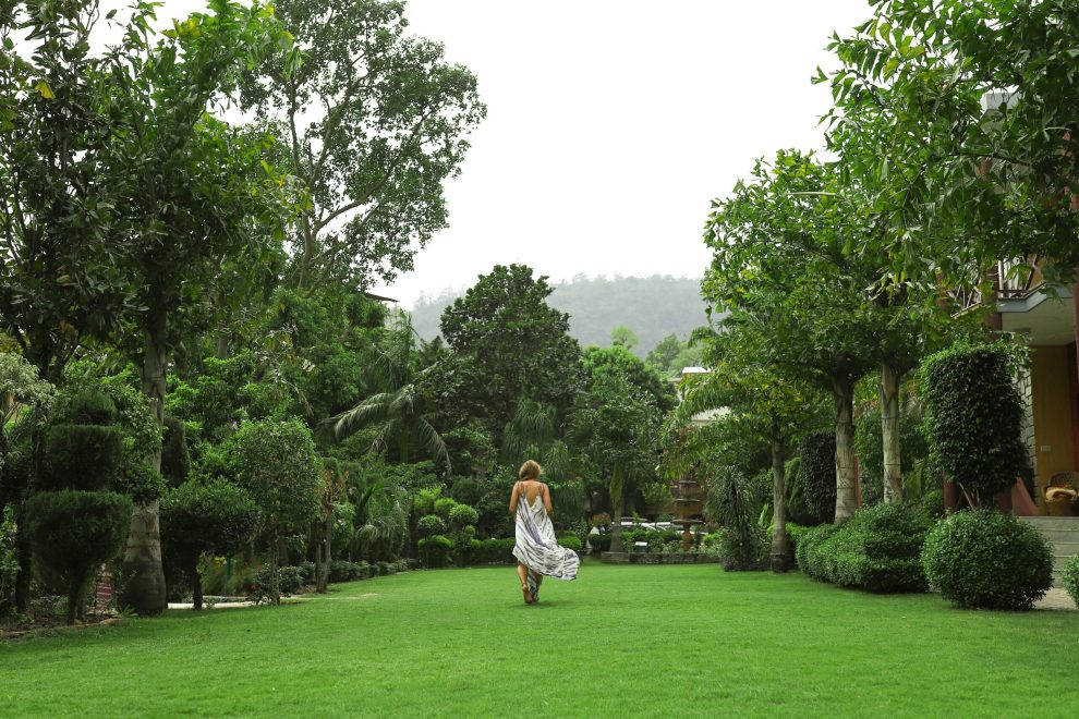 The Narayana Palace - Resort In Rishikesh Fully Surrounded With Greenery And Mountains