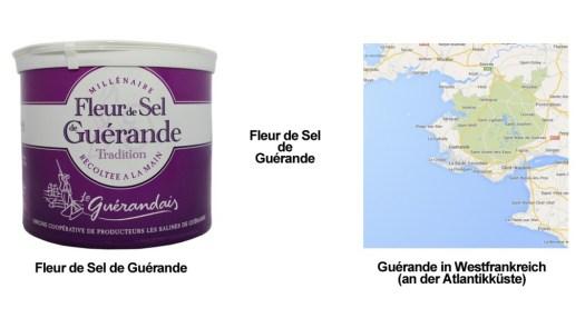 Le Guérandaise Fleur de Sel de Guérande