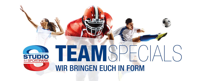 Sportmarketing für das Studio im Sportpark Lüneburg