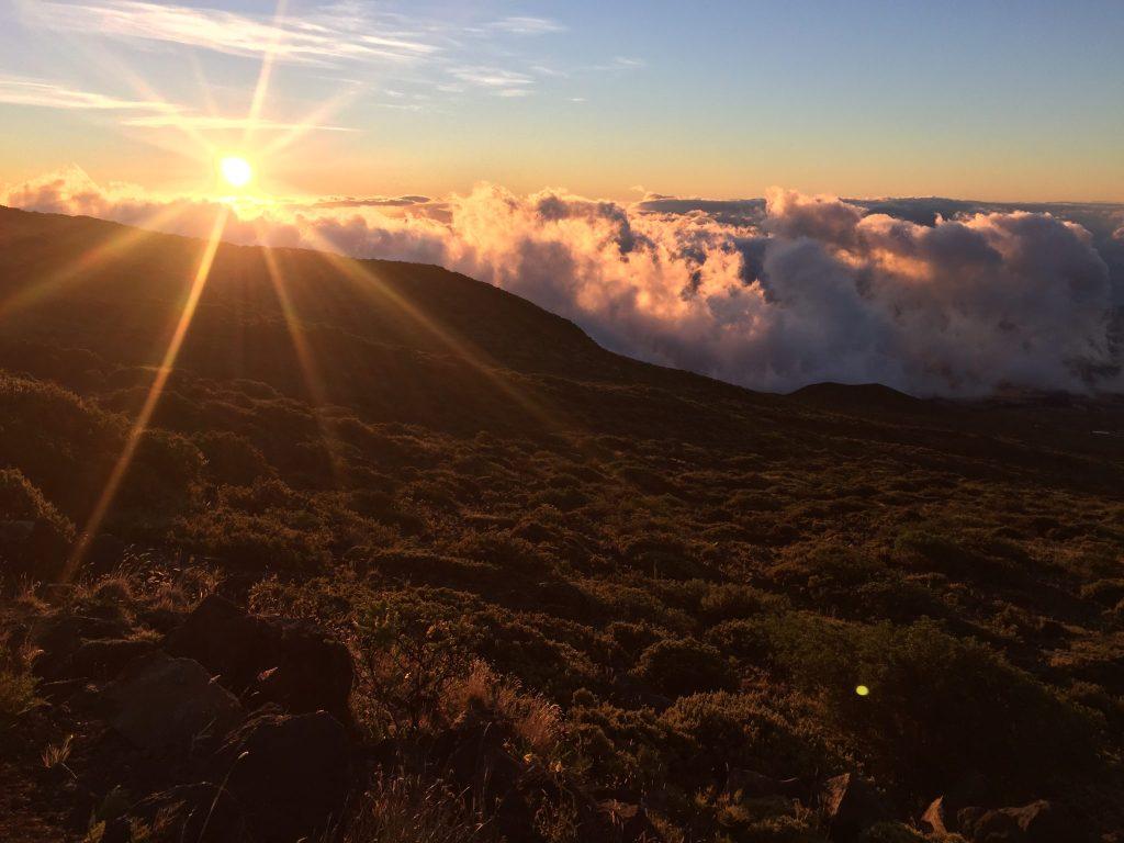 Mount Haleakala