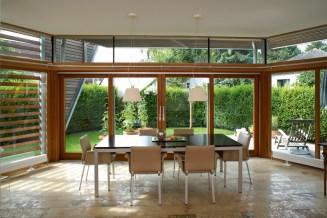Umbau eines Einfamilienhauses, Projekt Karner