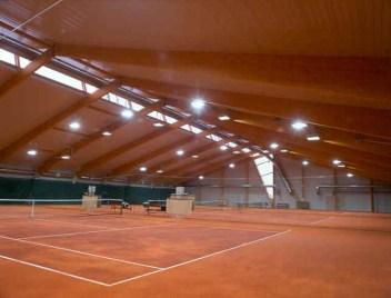 Tennishalle Mitterau