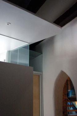 Umbau eines mittelalterlichen Hauses, Projekt Resch