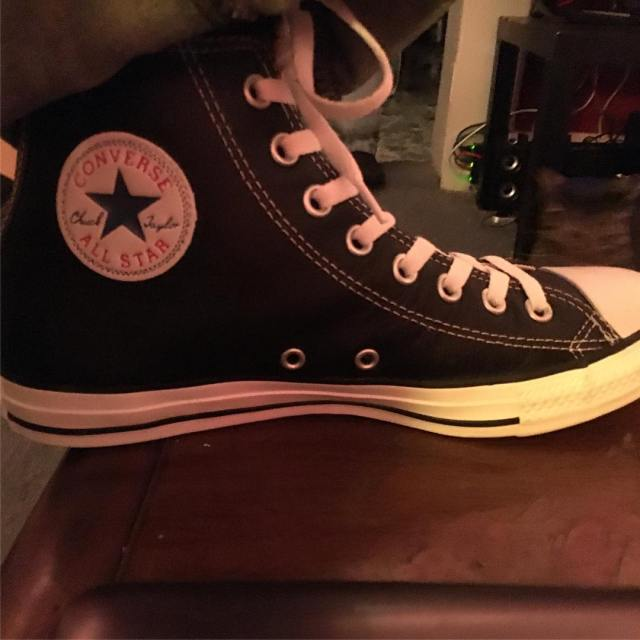 Superstition aint the way    converse chucktaylor Continuehellip