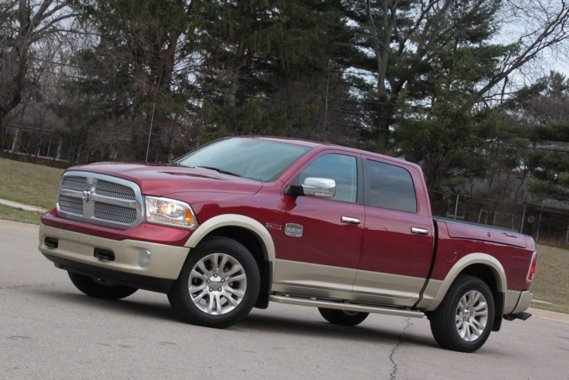 2015 Ram 1500 Laramie Longhorn EcoDiesel – You Can Have Power and