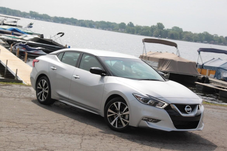 Nissan Maxima Quick Drive Door Sports Car Sams Thoughts - Sports cars 4 door