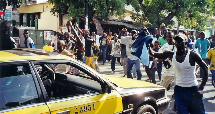 Sénégal : de Saint Louis au Siné Saloum (2001)