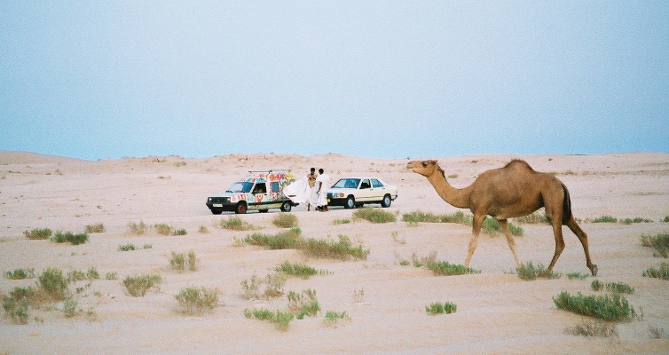 De France au Sénégal en Renault Express (2002)