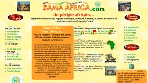 Sama Africa V1, 2003...