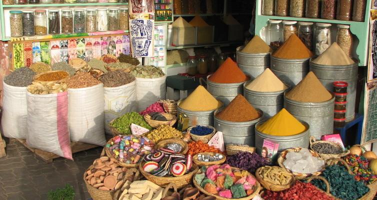 Marrakech en riad (2009)