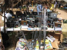 Postes de radios (et antennes !)