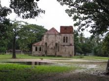 L'église, vestige colonial