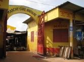 Marché gare routière de Bignona
