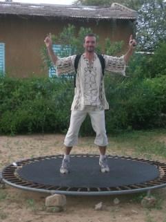 Et un trampoline ??