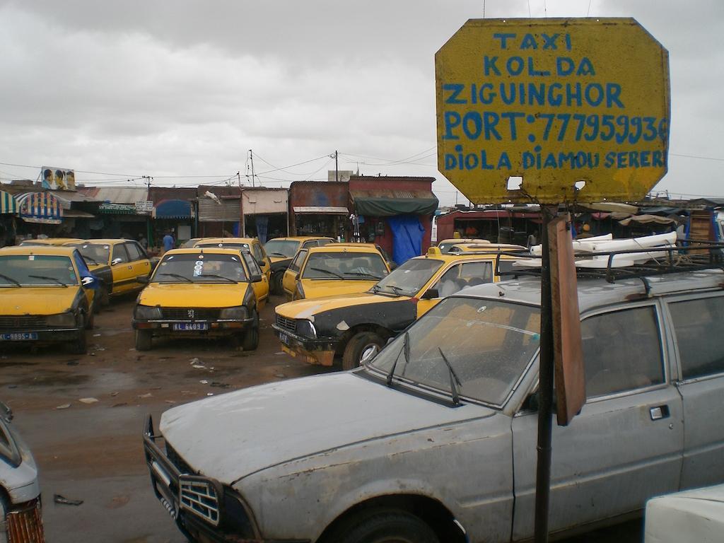 En rout pour la Casamance