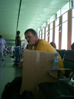 Fatigue à Casablanca