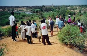 Village de M'Bakhana