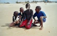 Petits pêcheurs de M'Boro
