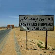 Laayoune, dans le sud marocain