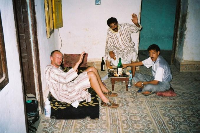 Philou chez Hassan à Guelmim (Maroc)