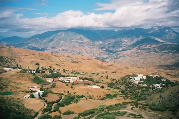 Nouvelle pause-photo dans les montagnes du Rif marocain