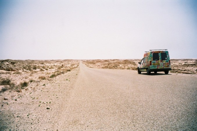 Titine dans le sud marocain