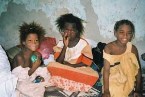 Mômes de Mauritanie